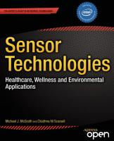 Sensor Technologies PDF