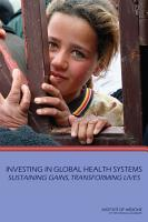 Investing in Global Health Systems PDF