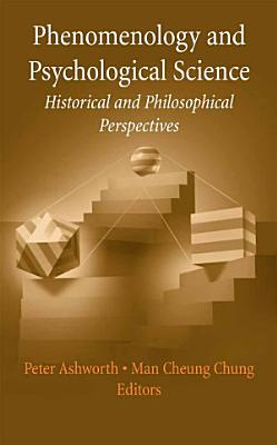 Phenomenology and Psychological Science PDF