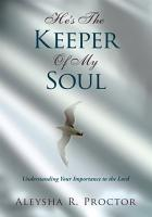He s the Keeper of My Soul PDF