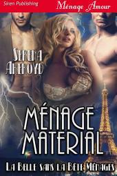 Menage Material [La Belle sans la Bete Menages]