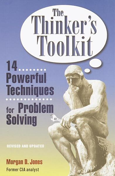 Download The Thinker s Toolkit Book