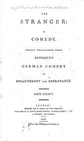 The Stranger: A Comedy