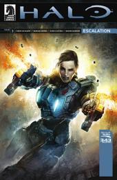 Halo: Escalation #3