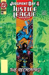 Justice League America (1987-) #90