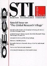 STI Review  Volume 1999 Issue 1 Special Issue on The Global Research Village PDF