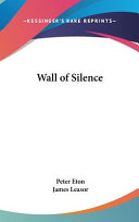 Wall of Silence Book