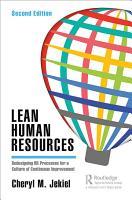Lean Human Resources PDF