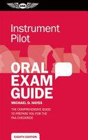 Instrument Pilot Oral Exam Guide PDF