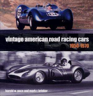 Vintage American Road Racing Cars 1950 1969