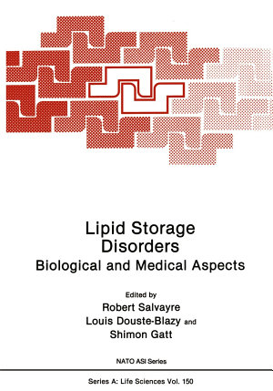 Lipid Storage Disorders