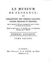 Le Museum de Florence: Pierres antiques. 1787-88