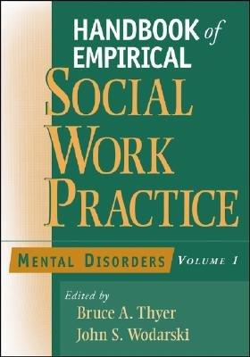 Handbook of Empirical Social Work Practice  Volume 1 PDF