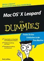 Mac OS X Leopard f  r Dummies PDF