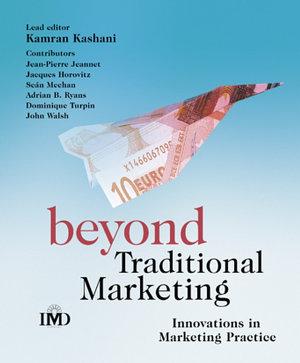 Beyond Traditional Marketing