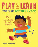 Play   Learn Toddler Activities Book