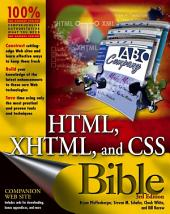 HTML, XHTML, and CSS Bible: Edition 3