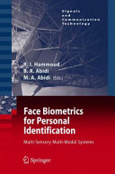 Face Biometrics for Personal Identification