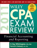 Wiley CPA Exam Review 2011  Financial Accounting and Reporting PDF
