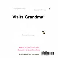 Hello Kitty Visits Grandma