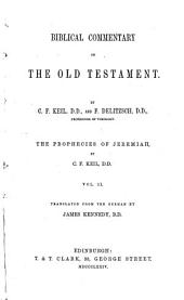 The Prophecies of Jeremiah: Volume 2