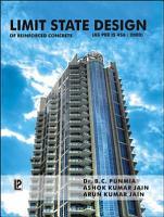 Limit State Design of Reinforced Concrete PDF