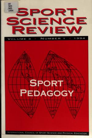 Sport Pedagogy PDF