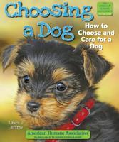 Choosing a Dog PDF