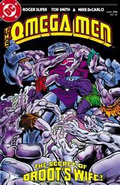 The Omega Men (1983-) #12