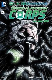 Green Lantern Corps (2011-) #14