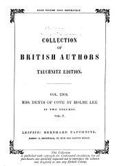 Mrs. Denys of Cote: Volume 2