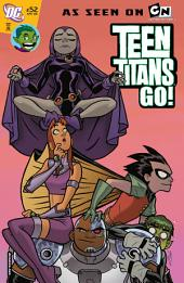 Teen Titans Go! (2003-) #52
