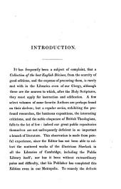 The Works of Bishop Sherlock: With Some Account of His Life, Summary of Each Discourse, Notes, &c, Volume 1