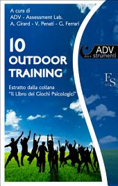 10 outdoor training