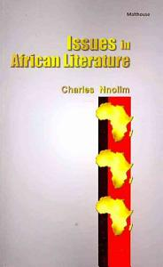 Issues in African Literature PDF