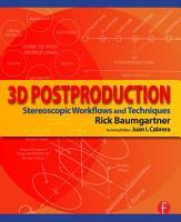 3D Postproduction PDF