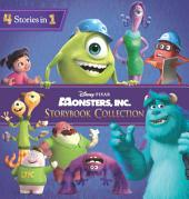 Monsters, Inc. Storybook Collection: 4 Stories in 1
