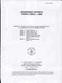 Government reports annual index