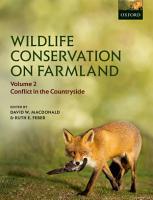 Wildlife Conservation on Farmland Volume 2 PDF