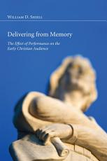 Delivering from Memory PDF