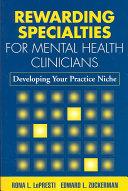 Rewarding Specialties for Mental Health Clinicians PDF