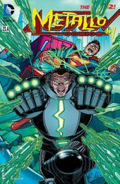 Action Comics feat Metallo (2013-) #23.4