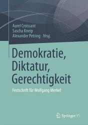 Demokratie  Diktatur  Gerechtigkeit PDF