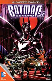 Batman Beyond 2.0 (2013- ) #20