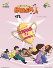 Chhota Bheem Vol. 29: GIRLS VS GIRLS