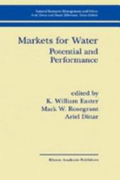 Markets for Water: Potential and Performance