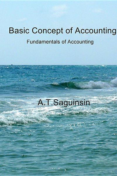 Basic Concept of Accounting PDF