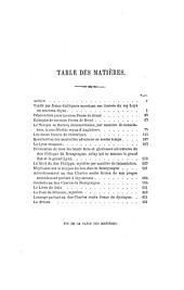 Œuvres de Georges Chastellain: Œuvres diverses