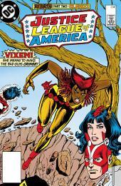 Justice League of America (1960-) #234