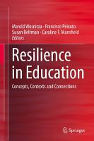 Resilience in Education PDF